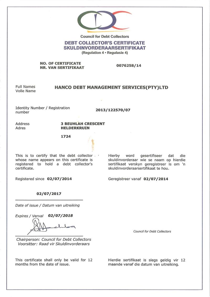 Hanco Property Management